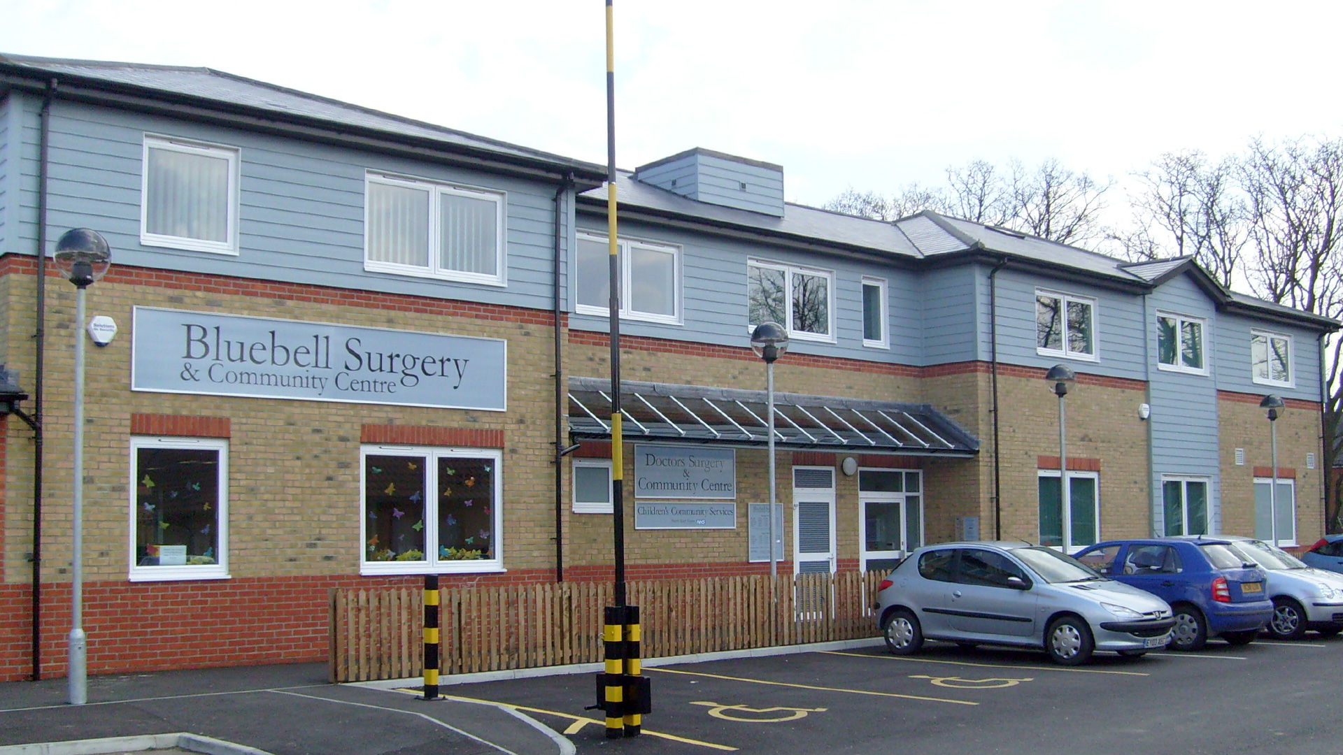 Bluebell Surgery and community surgery