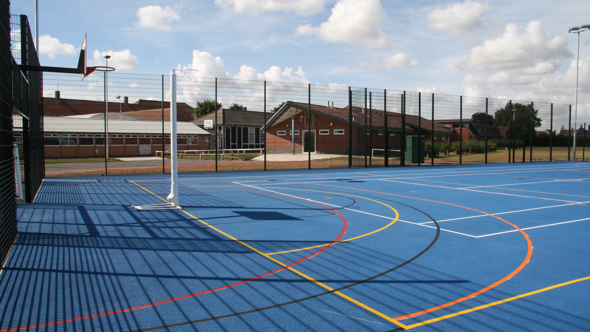 Manningtree High School, Multi-Use-Games-Area (MUGA)