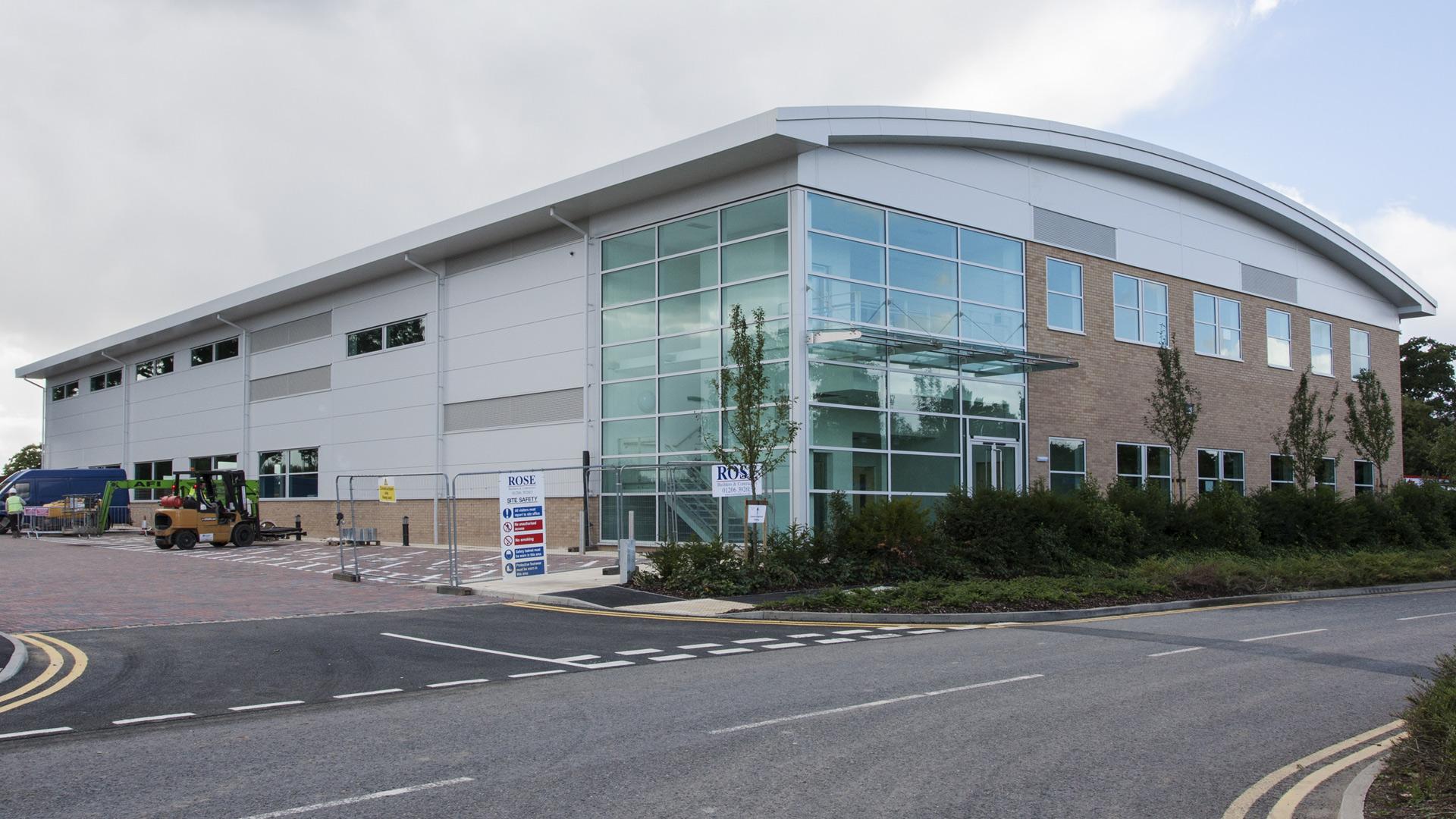 Plot L, Chelmsford Business Park