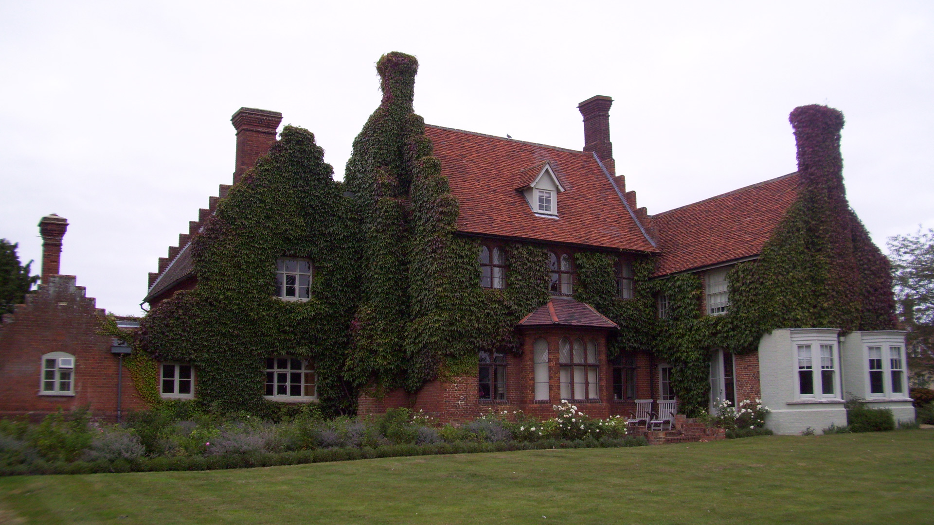 The Priory, Waldringfield, Grade II