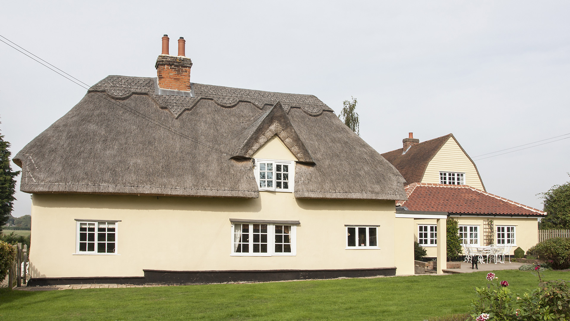 Vine Cottage, Boxted