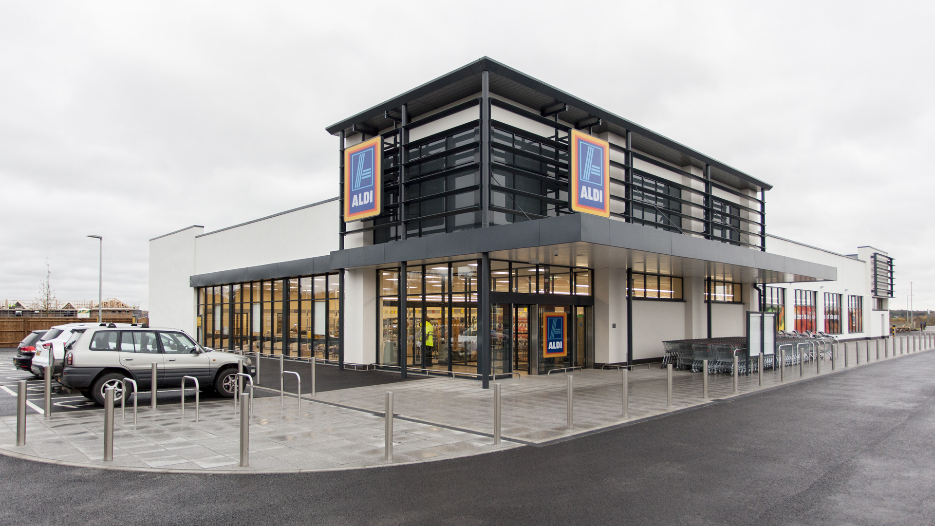 New Aldi Food store