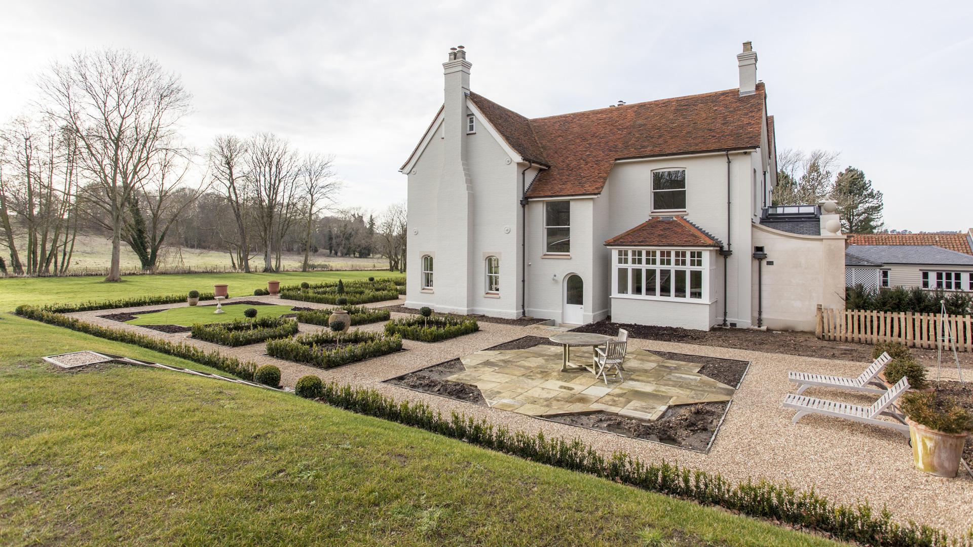 Country House Refurbishment