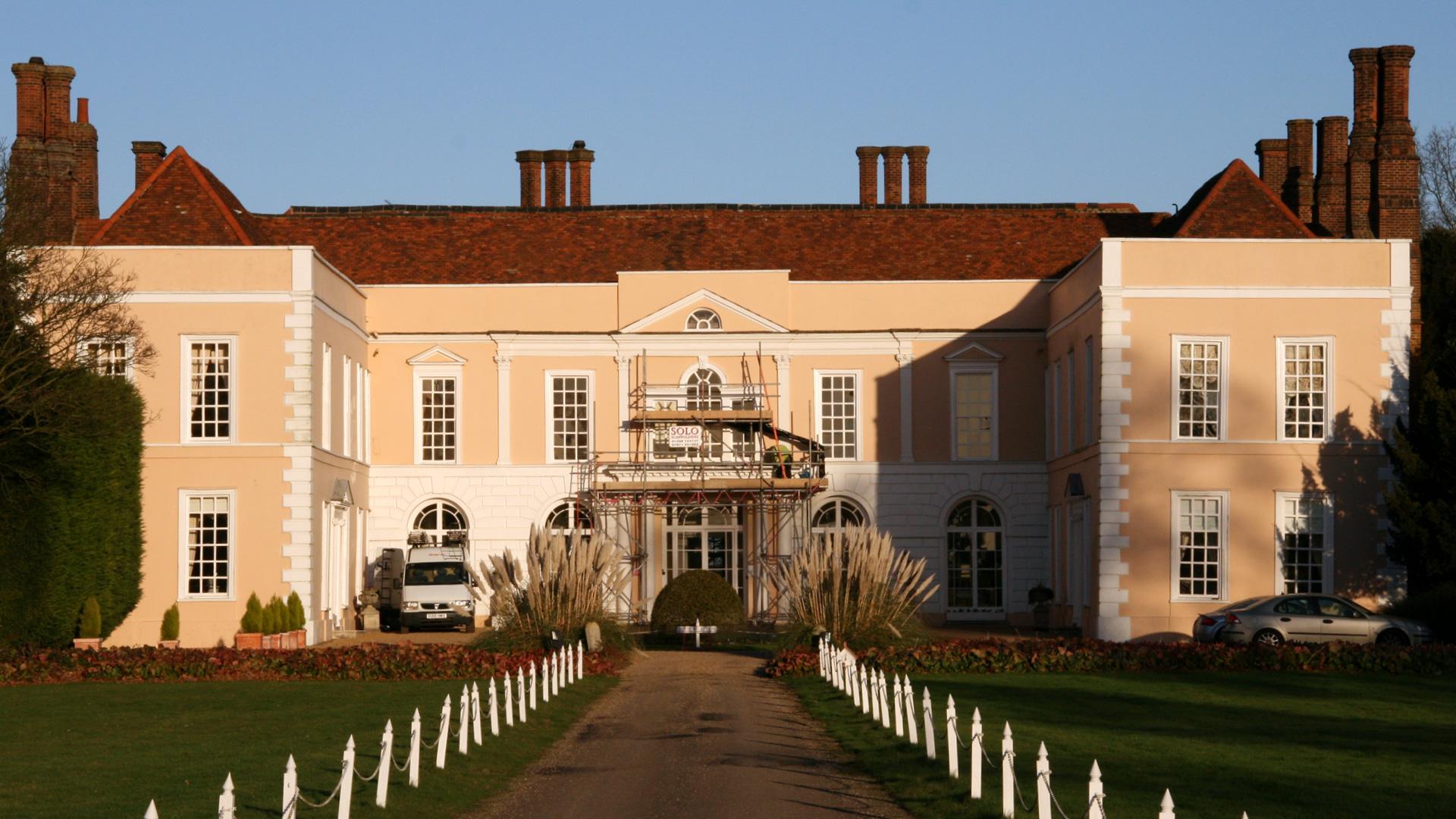 Hintlesham Hall Hotel, Suffolk