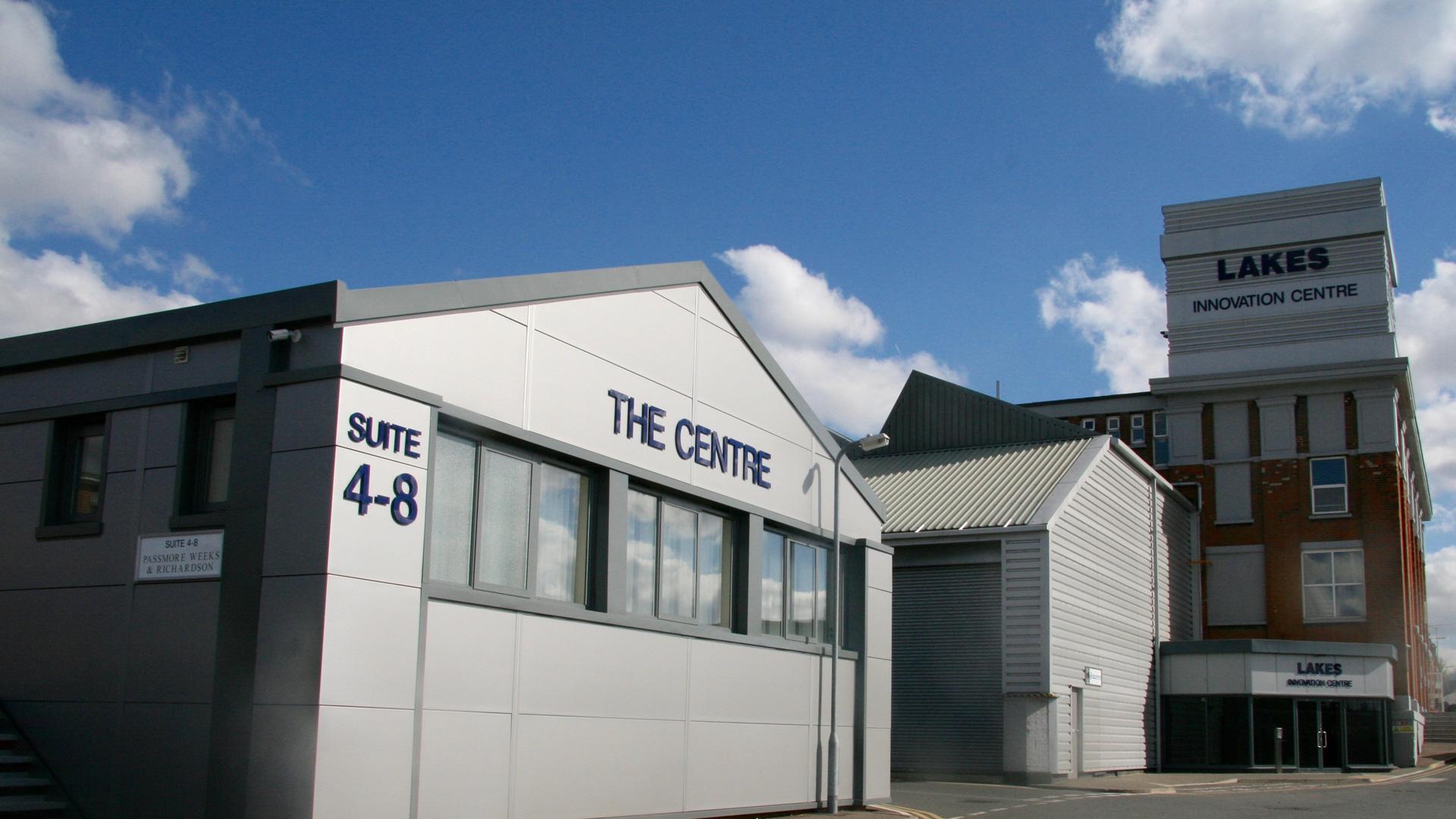 The Centre, Braintree