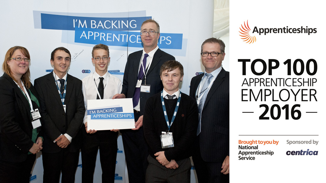 Success at the National Apprenticeship Awards 2016