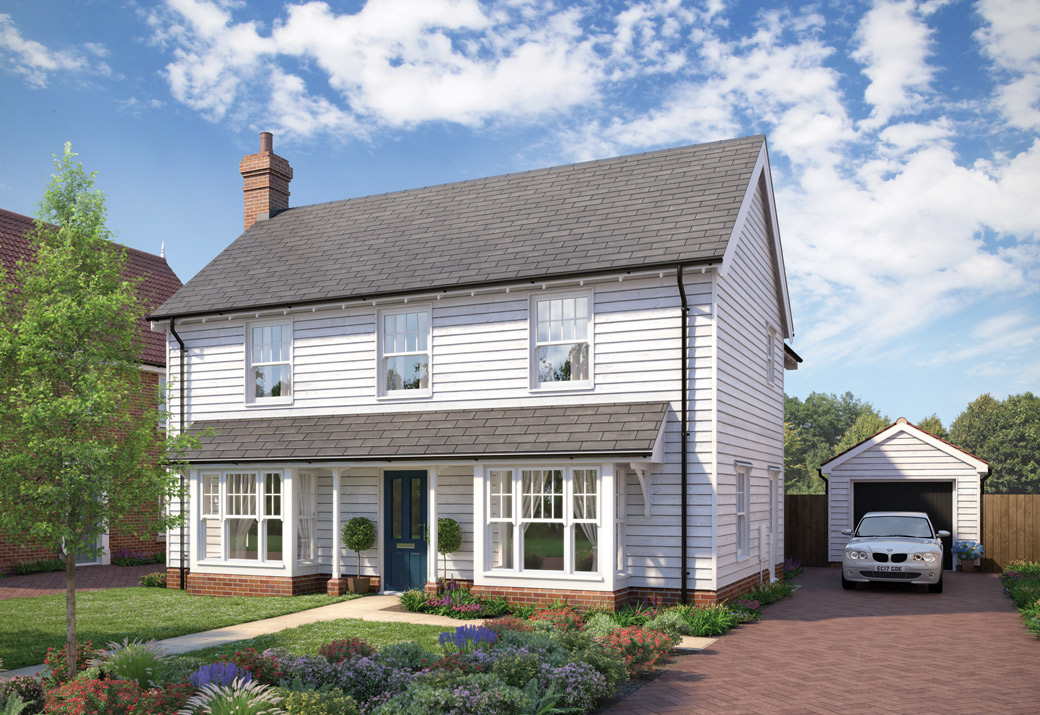 New homes rose builders for New homes to build