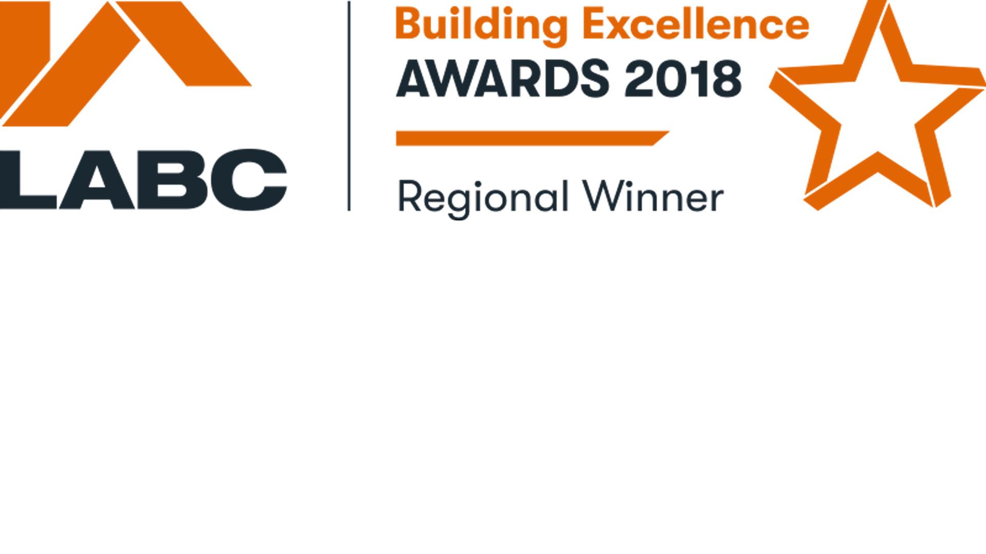 LABC Award Success
