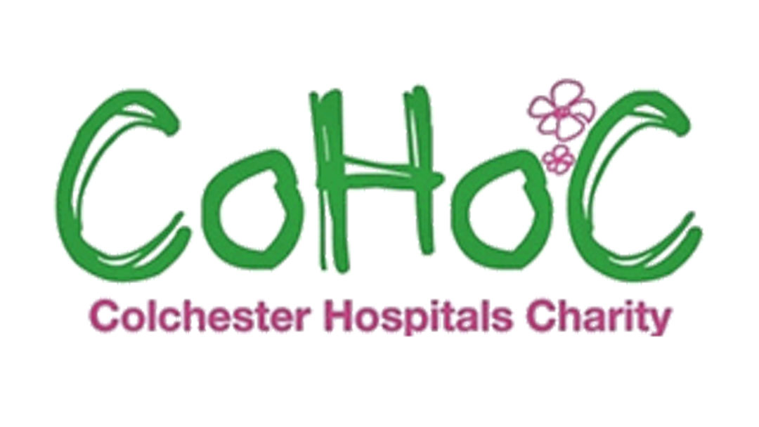 Fundraising for Colchester Hospital Charity (CoHoC)