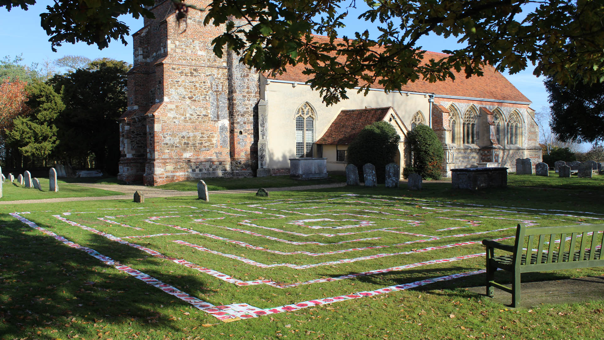 Lawford Church Commemorates 100 Year Anniversary