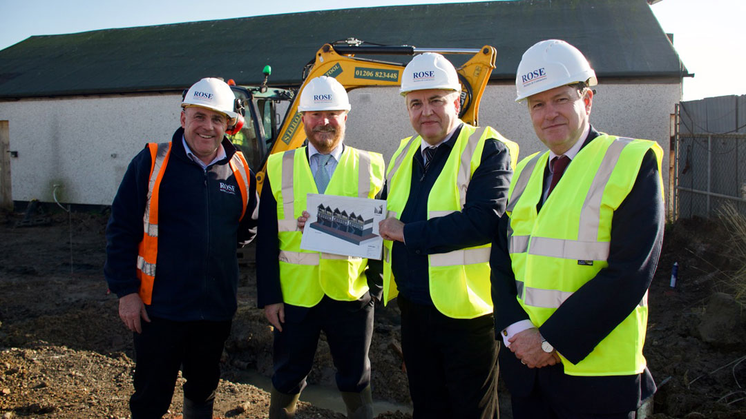 Substation works begin to support new homes in Jaywick Sands