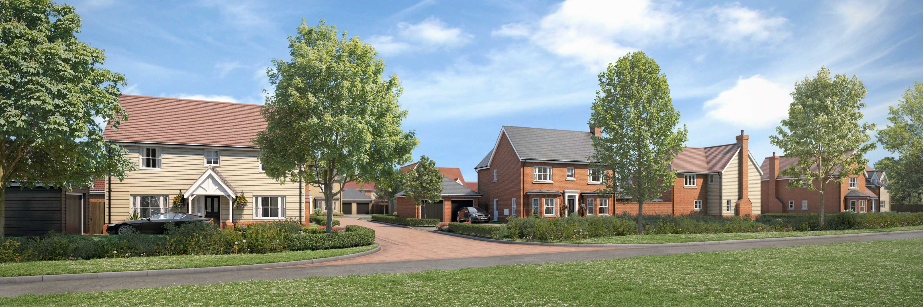 Millers Green Show Home opens on Saturday & Sunday, 6th & 7th April at Weeley Heath