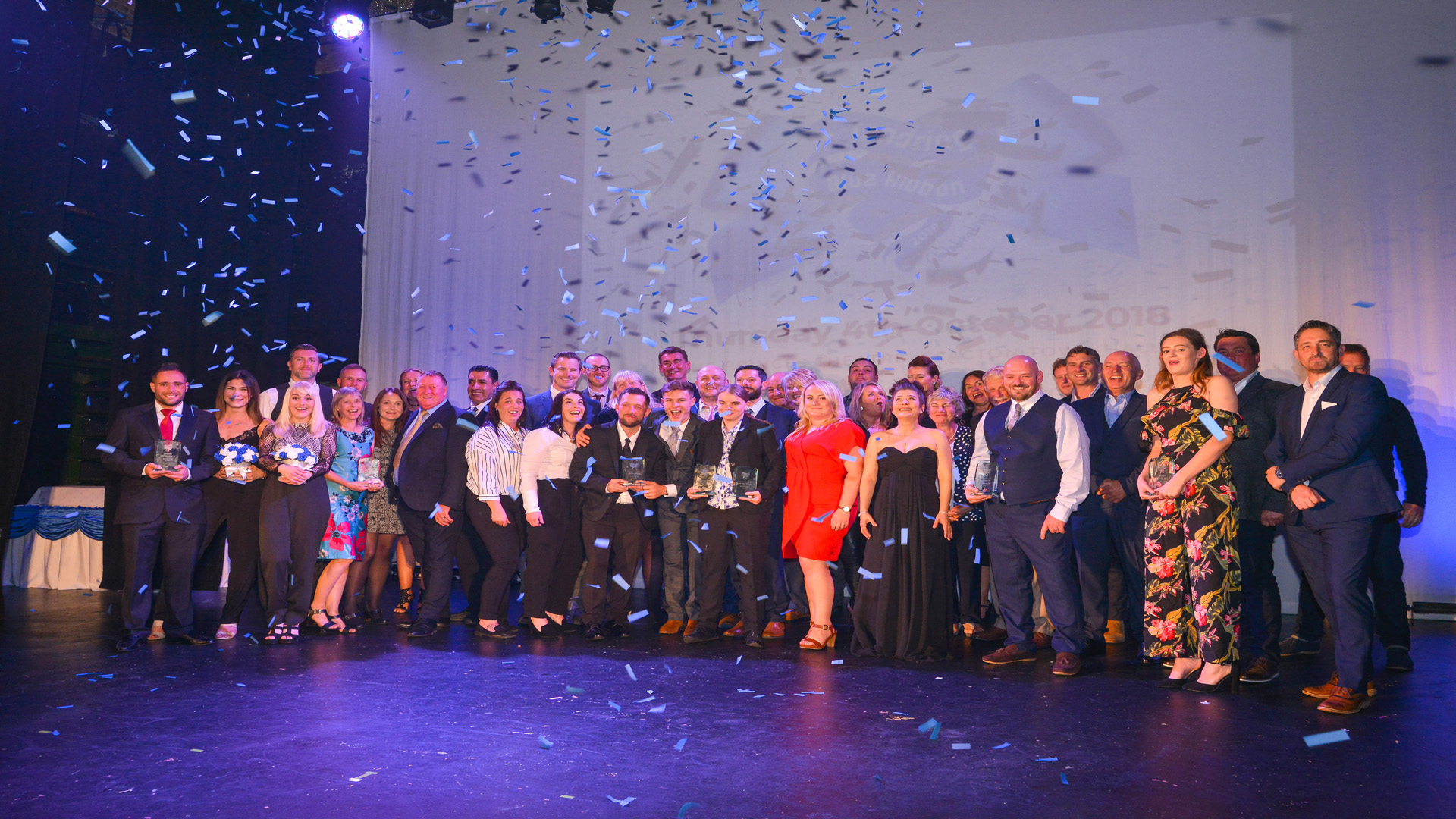 Blue Ribbon Awards Website 4