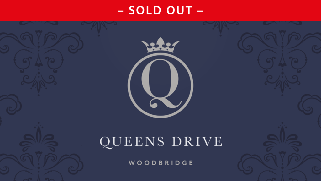 Queens Drive - Sold Out