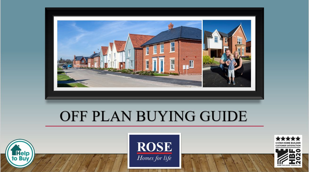 Off Plan Buying Guide