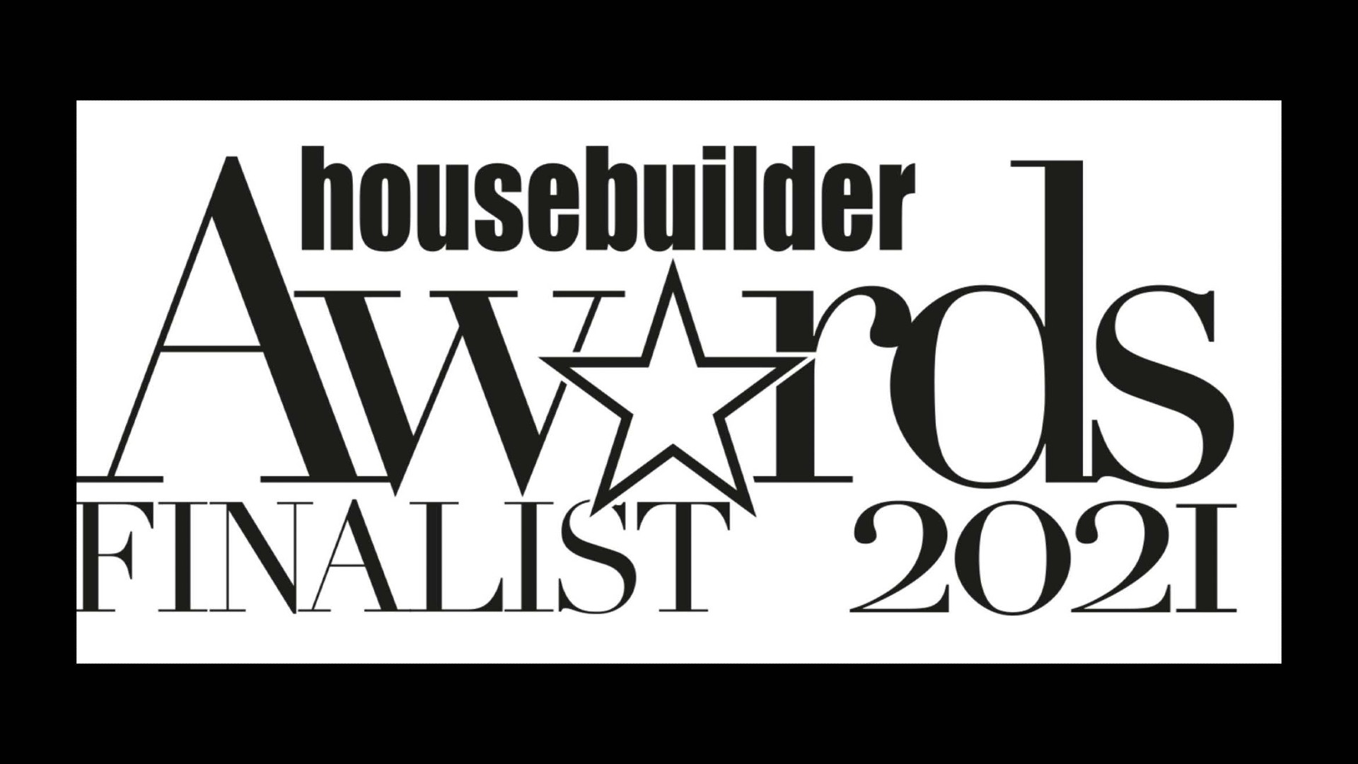 Housebuilder Awards